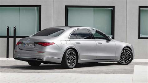 Reserve yours today learn more. 2021 Mercedes-Benz S-Class Sedan Exterior | Motor1.com Photos