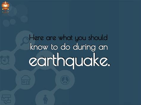 what to do at a what should i do before during and after an earthquake