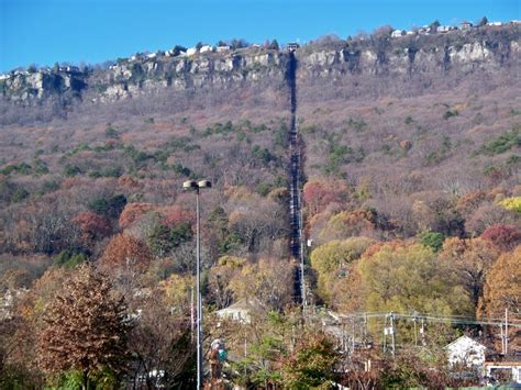 Panoramio - Photo of Incline Railroad, Lookout Mountain TN