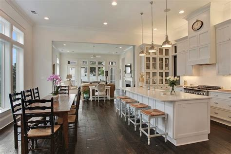 white seagrass bar stools transitional kitchen