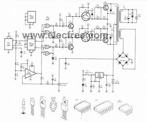 Wiring Manual Pdf  1000 Watt Inverter Circuit Diagrams
