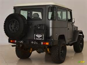 Interior Home Paint Colors 1971 Rocky Mountain Gray Tlc Icon Fj40 53063558 Photo 7 Gtcarlot Car Color Galleries