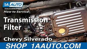 Service Manual  How To Change Oil On A 2004 Gmc Sierra