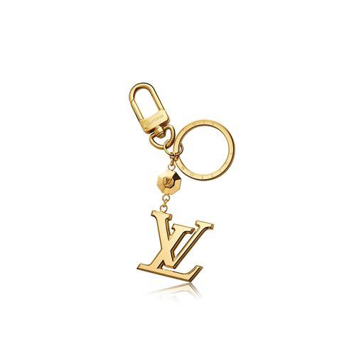 lv facettes bag charm key holder accessories louis