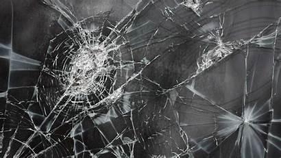 Broken Screen Background Glass