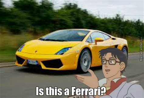 Every Non-car Guy Ever. By Therealmaster