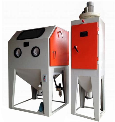 affordable soda blasting cabinet with dust collector buy soda blasting cabinet soda blasting