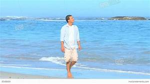 Man Walking On The Beach | www.imgkid.com - The Image Kid ...