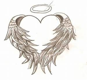 7 Hearts with Wings Coloring Pages for Kids >> Disney ...