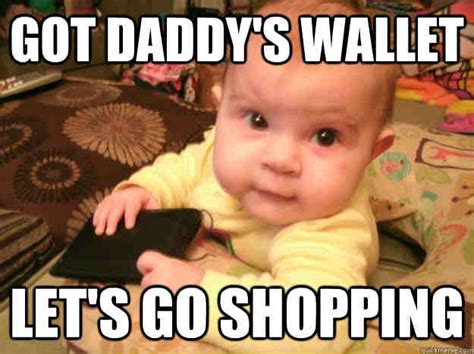Shopping Meme - 20 shopping memes that totally hit the spot sayingimages com