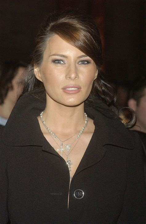 melania trump wanted to be like famous italian actress and international sex symbol sophia
