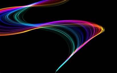 Swirls Flame Multicolor Magic Swirl Wallpapers Bearded