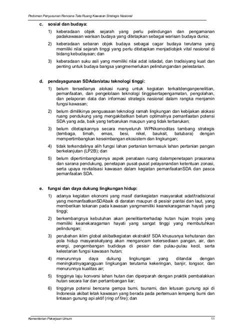 Permen PU Nomor 15 Tahun 2012 tentang Pedoman Penyusunan