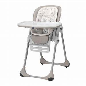 Chaise Haute Chicco Polly 2 En 1 Chick To Chick