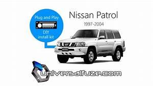 Nissan Patrol Gu Car Stereo Installation Guide