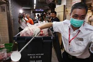 Hong Kong Tainted Pork Scandal  Questions On Inspection Process Still Hog Public Attention