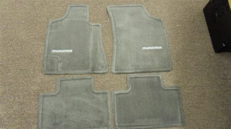 purchase  toyota tundra oem floor mats motorcycle