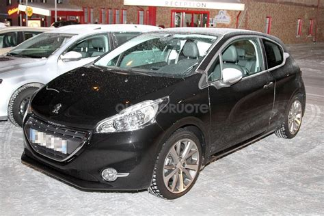 Peugeot 208 Modification by Peugeot 208 Thp Best Photos And Information Of Modification