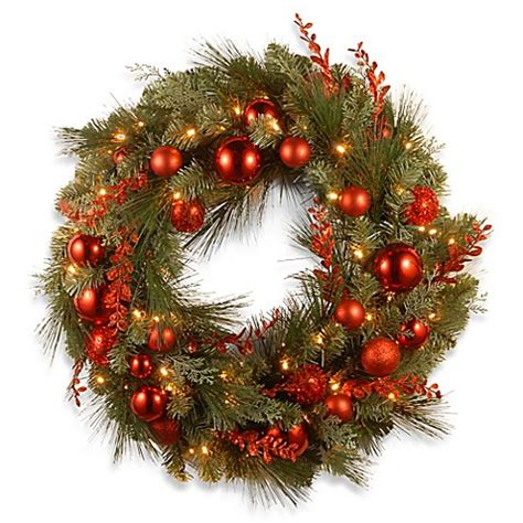 national tree 24 inch decorative collection pre lit