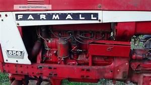 International Farmall 656 Tractor