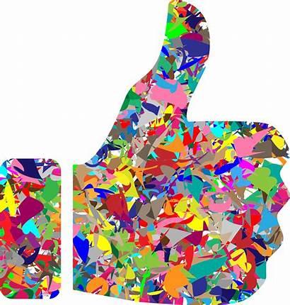 Modern Clipart Colorful Dance Transparent Principles Basic