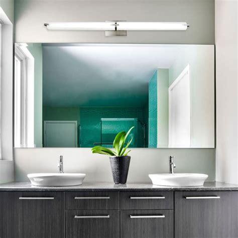 How To Light A Bathroom Vanity  Design Necessities Lighting
