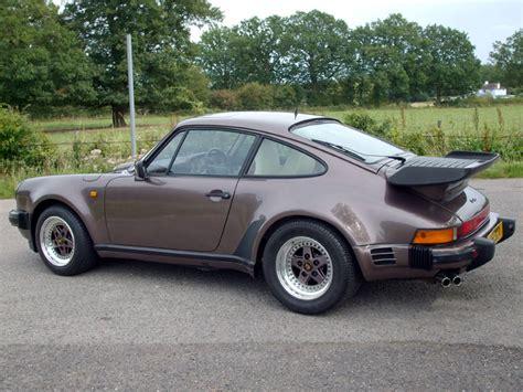 1984 Porsche 911 Turbo by Review Porsche 911 Turbo 1984 Allgermancars Net