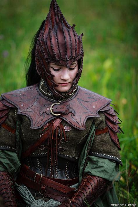 elven armor cosplay google search leather armor ideas