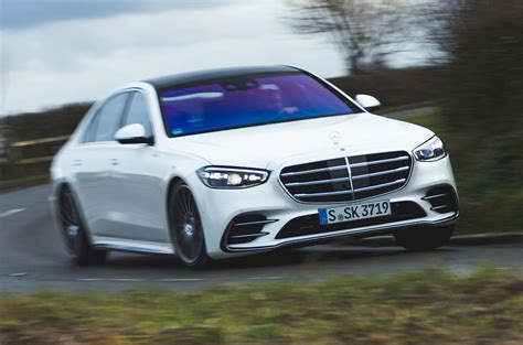 That includes drivers who put little money down or have a protracted loan payoff period. Mercedes-Benz S-Class S500 4Matic L 2020 UK review   Autocar