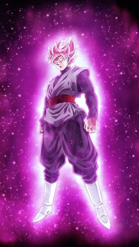 goku black super saiyan rose dragon ball super dragon