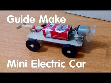Make Electric Car by Today Channel Being Creative Will Guide You To Self