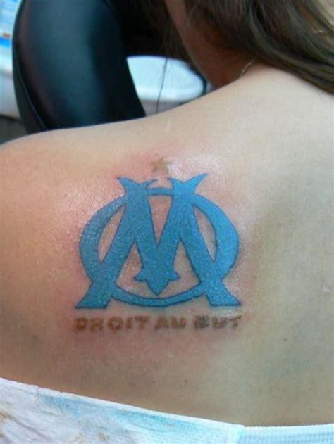 tatouages de supporters reunion de deux passions le
