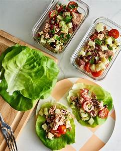 Weekly Lunch Prep Easy Low Carb Meal Prep Plan For A Week Of Meals Kitchn