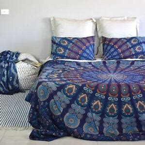 Royal Blue Coverlet by Royal Blue Mandala Bedding Size Duvet Doona Covers