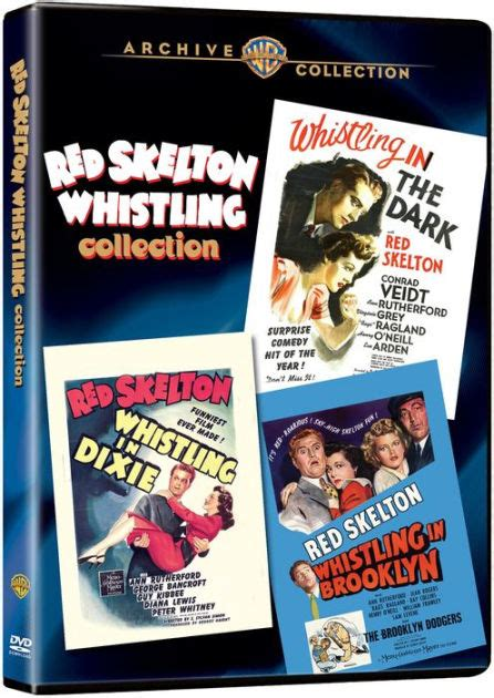 Barnes And Noble Dvd by Skeltons Whistling Collection 883316257838 Dvd