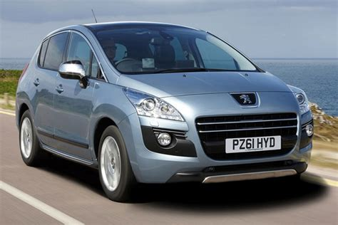 peugeot  estate    prices parkers