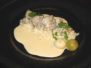 Recipies that use valute sauce. Sauce velouté recipe French recipes from The cook's Wiki