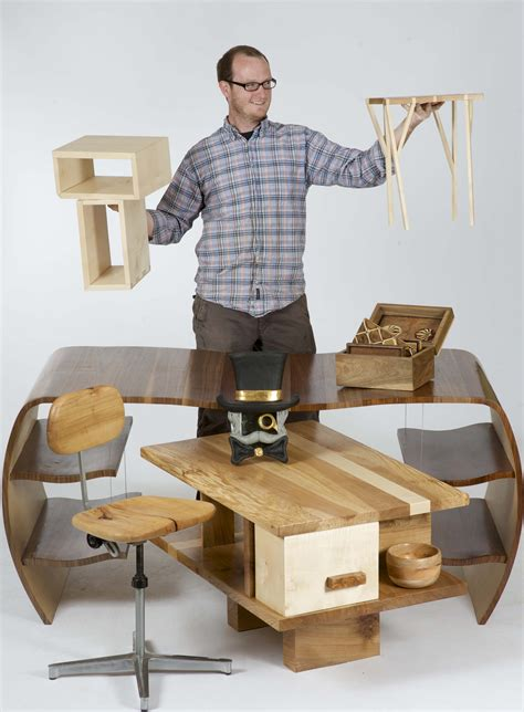 how a new chippendale furniture student has been inspired