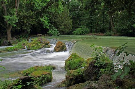 Englischer Garten München Wasserfall by 42pixels De M 252 Nchen 2009 0420 Englischer Garten Eisbach