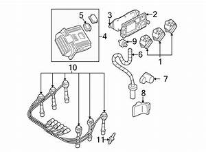 Pontiac Montana Spark Plug Wire Set  Liter  Ignition
