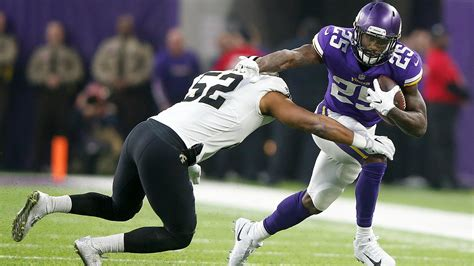 Watch Saints @ Vikings Live Stream | DAZN CA
