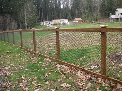 chain link fence privacy slats chain link fencing in lynnwood wa