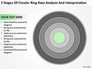 Business Flow Diagram Example Circular Ring Data Analysis