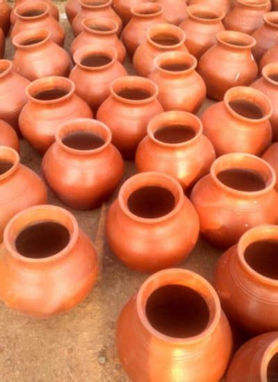 indian clay pot earthen cookware terracotta pots