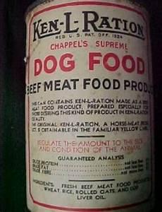 Pet Food - Dog Food Label - Dogs Information Center