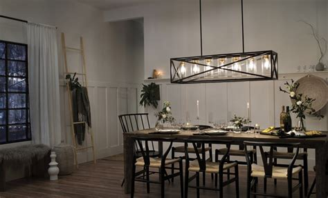 rustic ceiling fans dining room lighting gallery from kichler