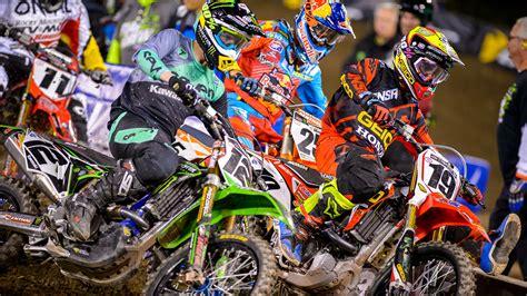 supercross motocross race team predictions
