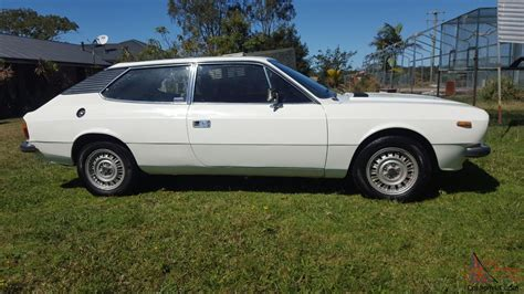 Lancia Beta Hpe 1978 2d Coupe Manual 2l Twin Carb Seats In Nsw