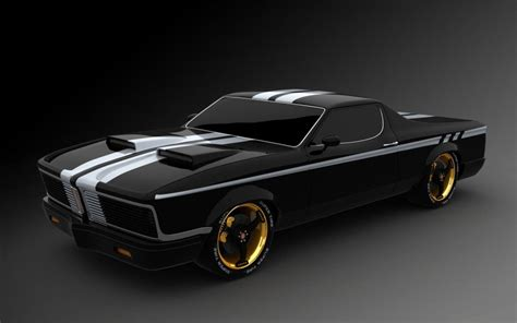 American Muscle Car Wallpapers