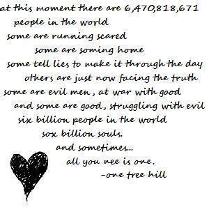 One Tree Hill Quotes True Love